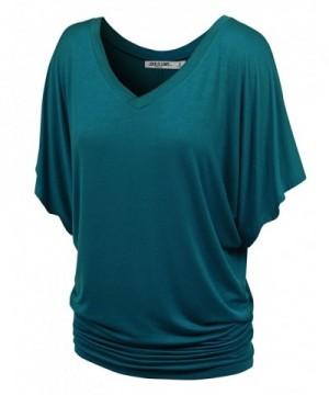 WT1038 Womens Short Sleeve Dolman