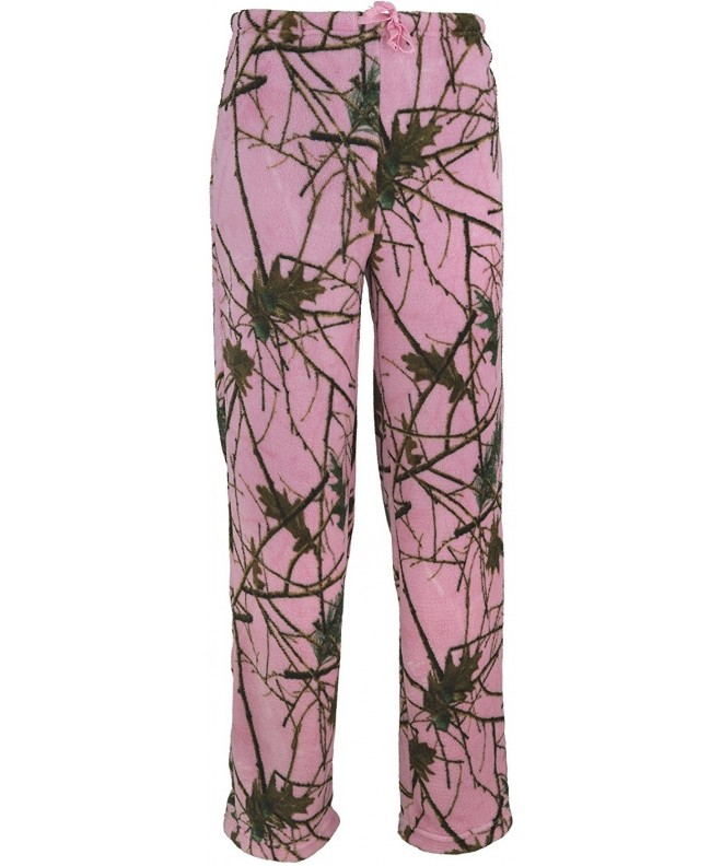 Trail Womens Fleece Lounge Pajama