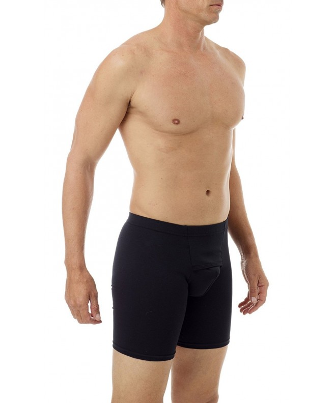 Underworks Cotton Spandex Compression boxers
