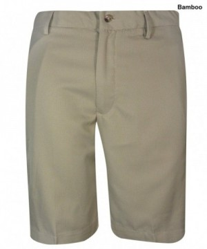 Greg Norman Front Shorts Bamboo