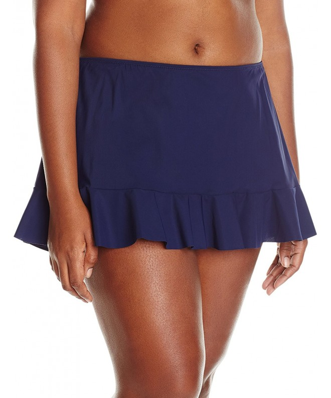 Profile Gottex Womens Plus Size Skirted