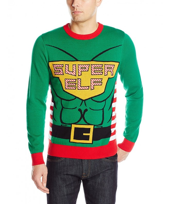 Alex Stevens Super Christmas Sweater