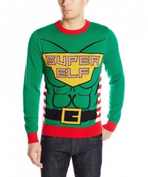 Alex Stevens Super Christmas Sweater
