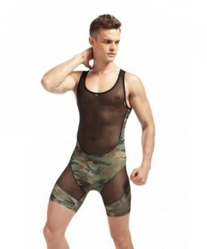 DDSOL Through Clubwear Sleevless Undershirts