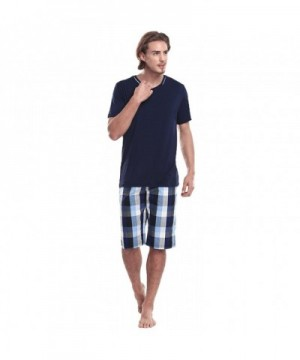 Fashion Men's Pajama Sets Outlet Online