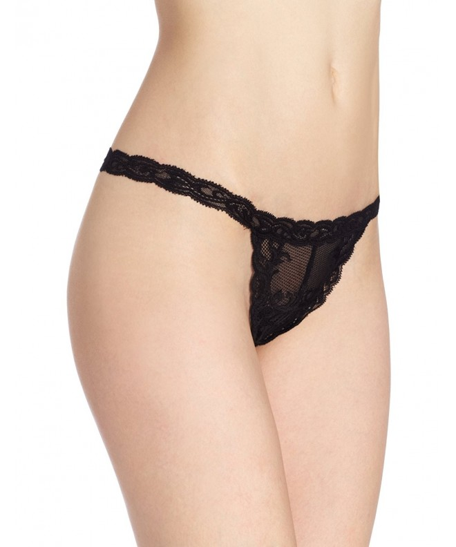 Natori Womens Feathers Thong Medium