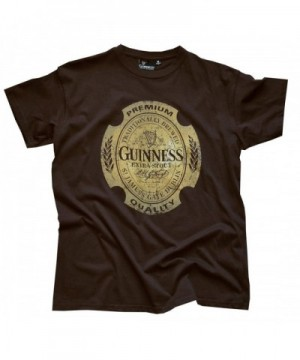 Guinness Chocolate Brown T Shrit XLarge
