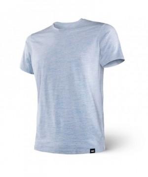 SAXX Underwear Ultra Tri Blend Crew Blue Heather XXL