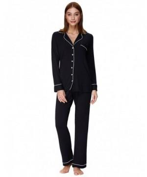 Zexxxy Womens Sleeve Pajama Nightwear