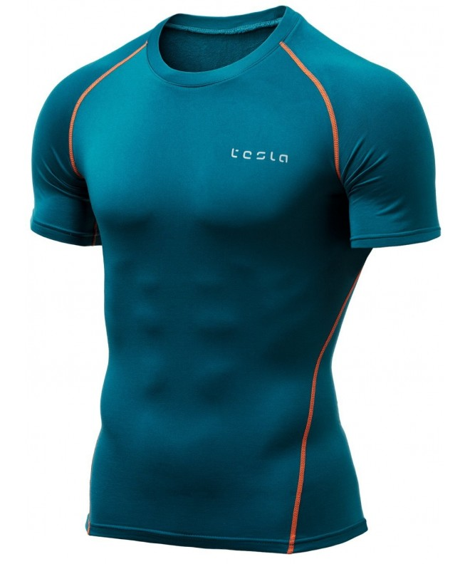 TM YUB36 FGN_2X Large Tesla Wintergear Compression Baselayer