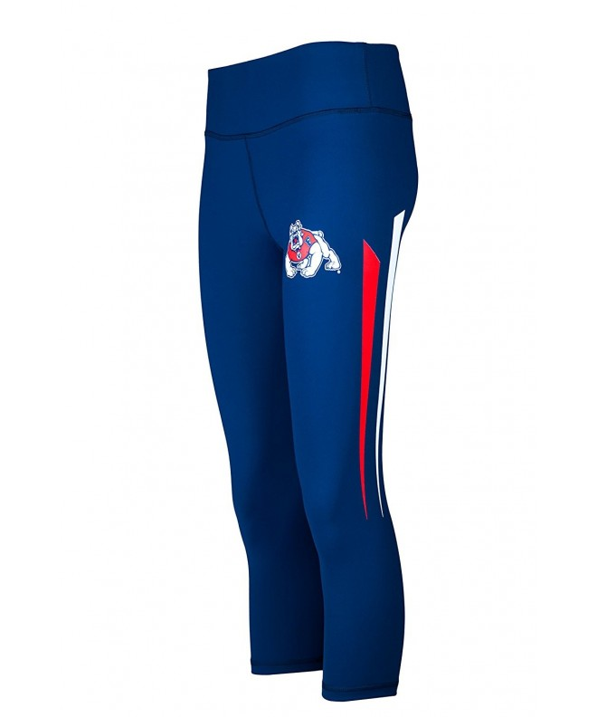 Bulldogs Twin Vision Activewear Leggings