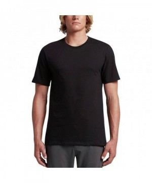 Hurley Mens Shirt XL Black