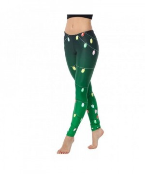 Alexandra Collection Christmas Athletic Leggings