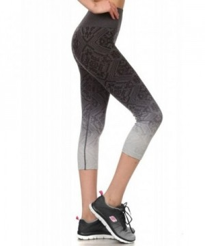 Gzero Womens Waist Workout Leggings