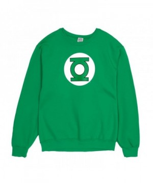 Green Lantern Adult Crewneck Sweatshirt
