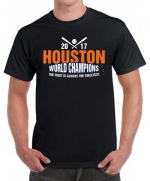 Houston Championship Baseball Novelty T Shirt