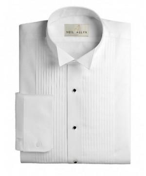Neil Allyn Tuxedo Cotton Collar
