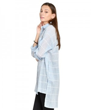 Women's Button-Down Shirts
