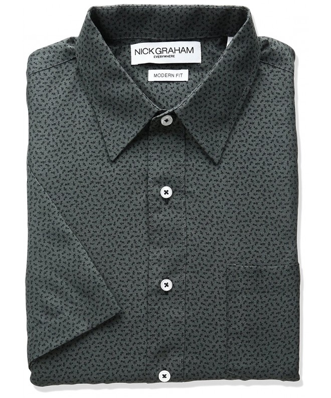 Nick Graham Everywhere Polyester Charcoal