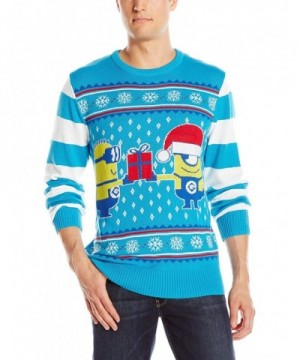 Despicable Me Holiday Sweater Small