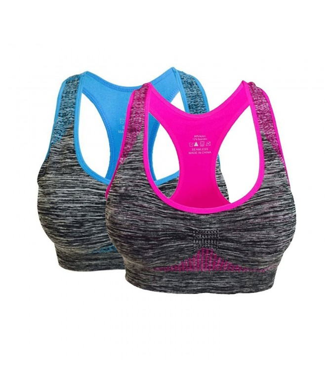 Aumy Removable Seamless Workout Raceback