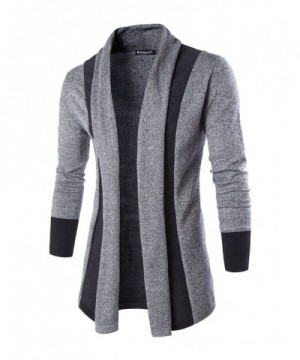 Allegra Shawl Collar Contrast Cardigan