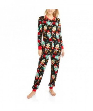 Christmas Holiday Nutcracker Dropseat Sleepwear