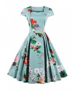 Choies Sweetheart Sleeve Floral Vintage