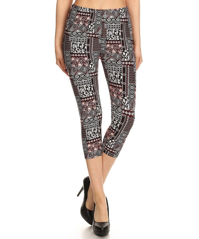 Luxurious Quality Printed Leggings Diamond