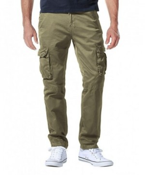 Match Casual Cargo Pants Outdoors