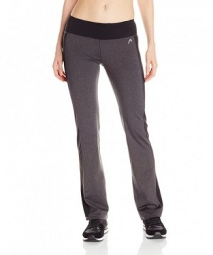 HEAD Womens Straight Charcoal Heather