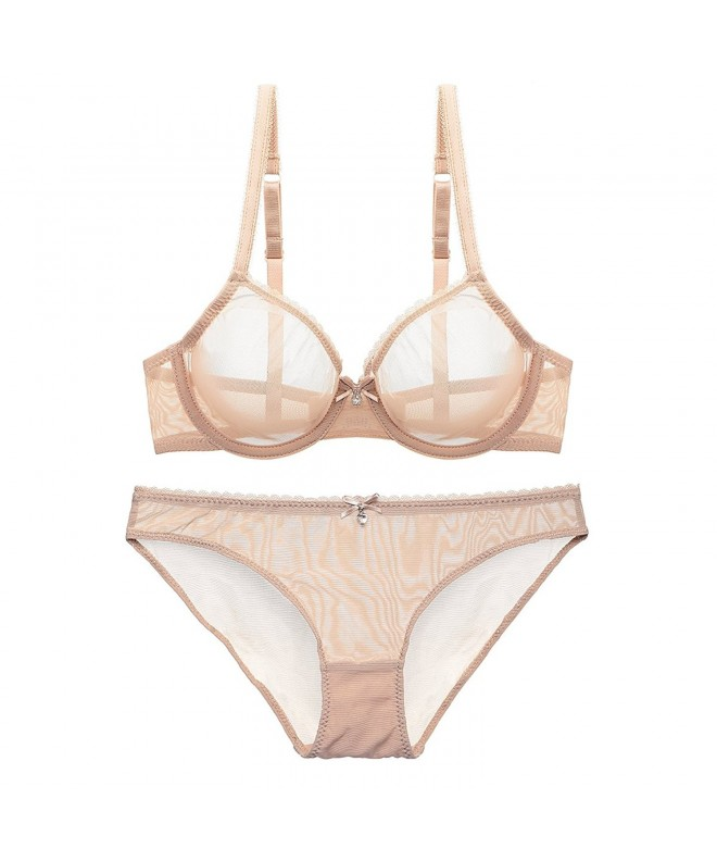 Bluewhalebaby Lingerie Transparent Breathable Everyday