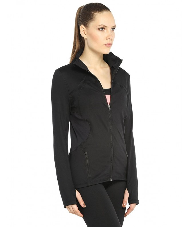Chikirina Womens Active Running Jacket