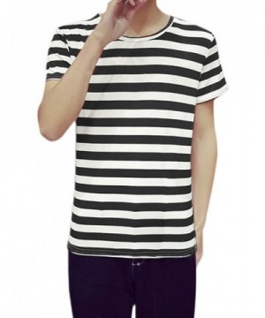 Allegra Crewneck Sleeve Allover Striped