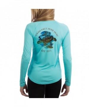Turtle Womens Sleeve T Shirt X Large