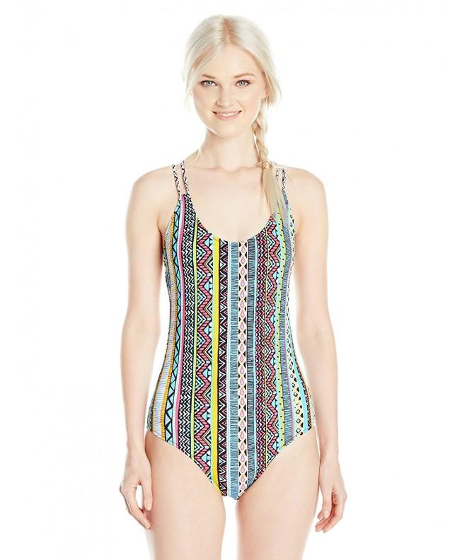 Volcom Womens Locals Piece Swimsuit