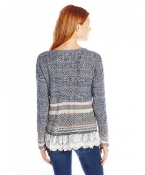 Designer Women's Pullover Sweaters On Sale