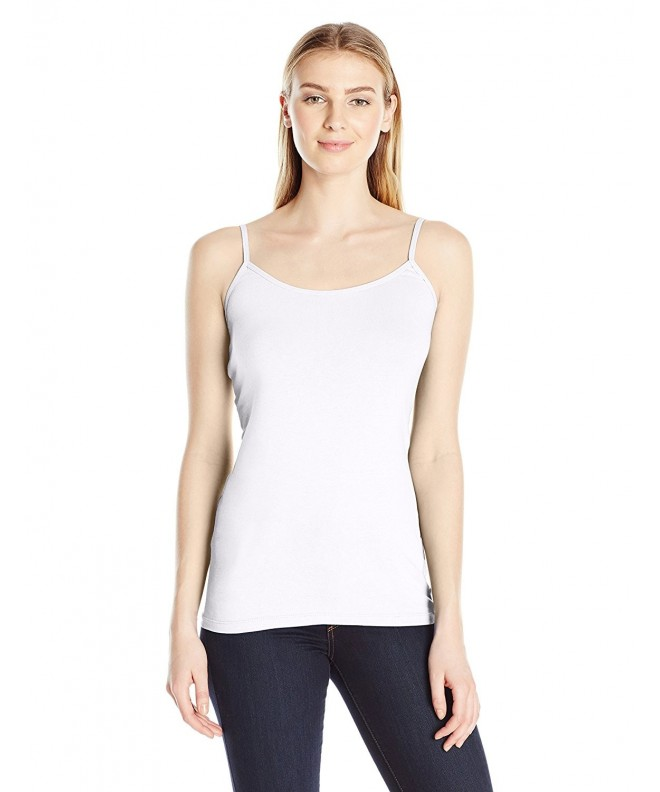 Allison Brittney Womens Camisole Adjustable