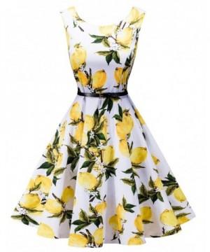 FitDesign Womens Vintage Dresses Hepburn