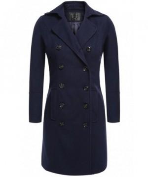 Ladies Trench Elegant Winter Overcoat