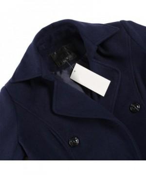 Cheap Real Women's Pea Coats Wholesale