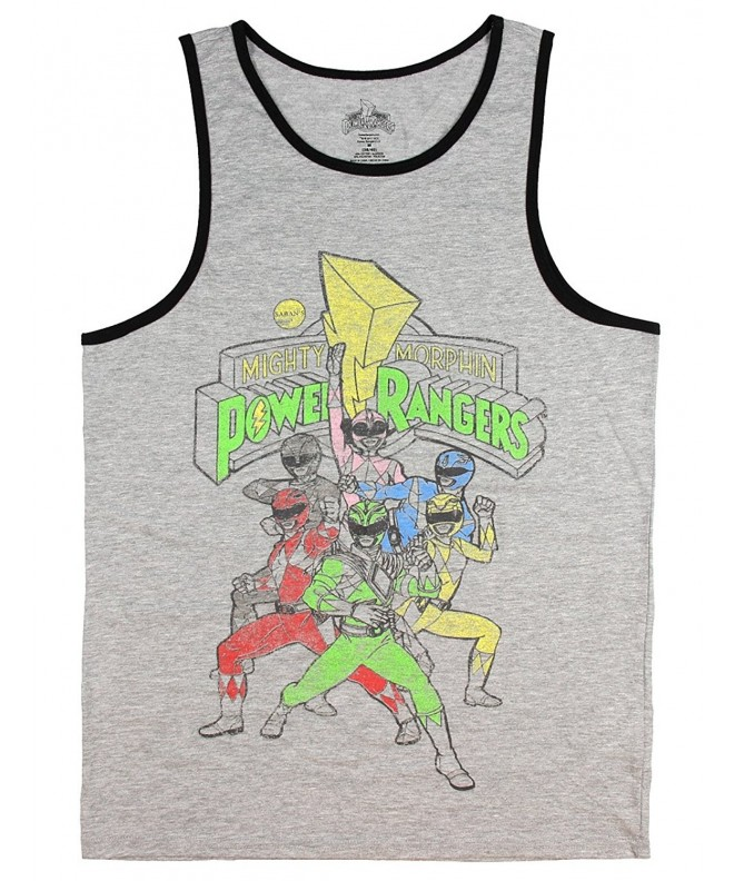 Mighty Morphin Power Rangers Graphic