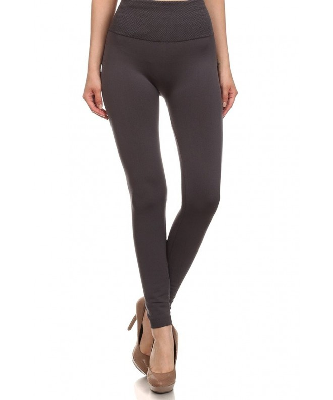 2ND DATE Womens Waisted Leggings