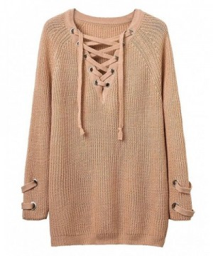 Milumia Womens Front Sleeve Sweater
