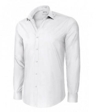 Slim Cotton Pocket Dress Shirt