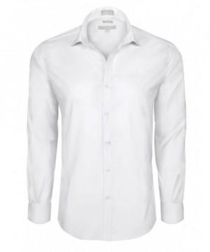 Fashion Men's Dress Shirts Clearance Sale