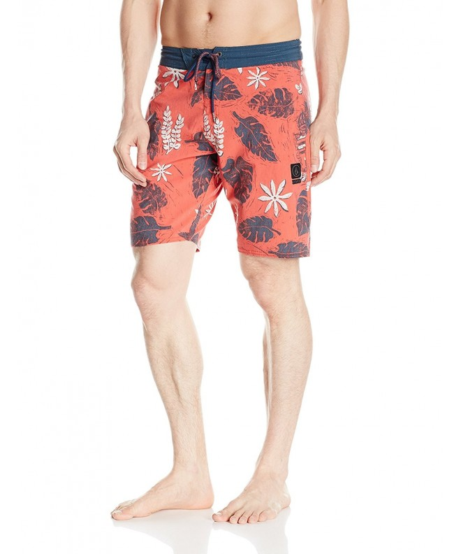 Volcom Mens Monsta Boardshort Toffee