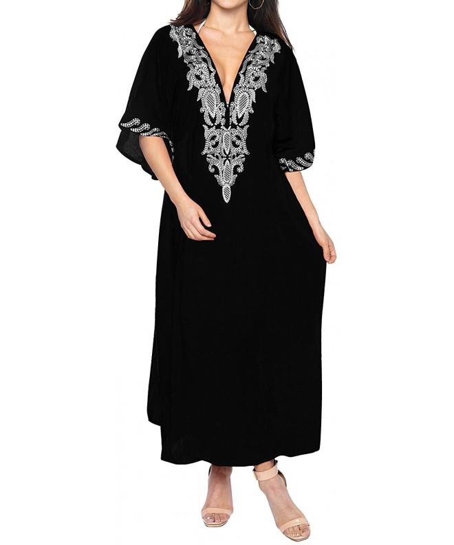 Leela Embroidered Resort Lightweight Designer