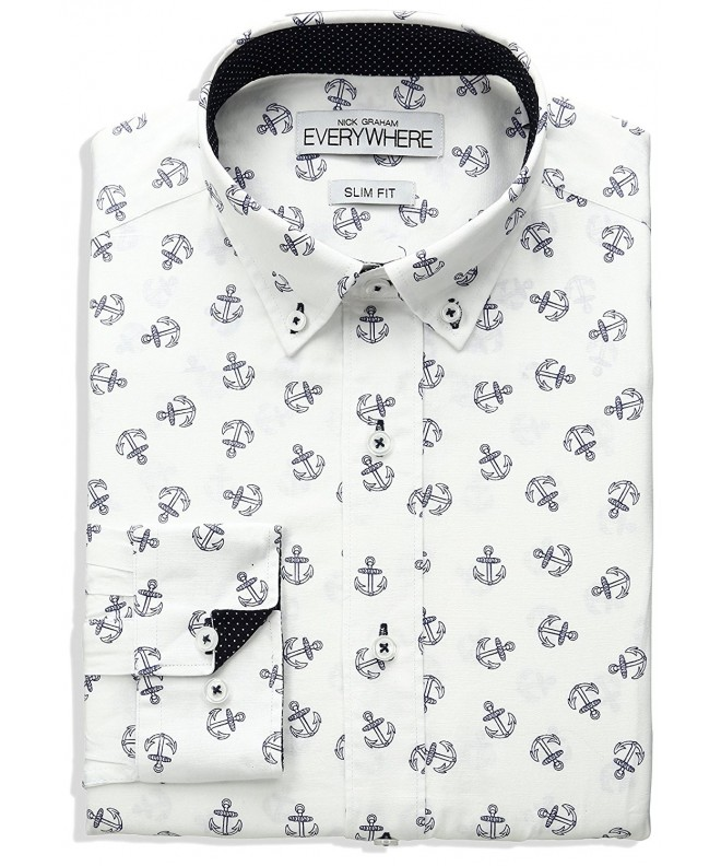 Nick Graham Anchor Cotton Sleeve