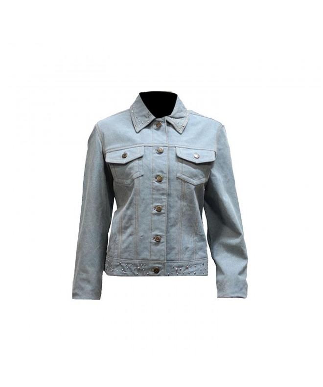 Ultimate Leather Apparel Ladies Genuine